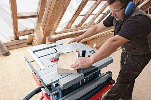 Bosch Pro Kreissägeblatt Expert for Wood zum Sägen in Holz für Tischkreissä