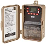 Multipurpose Control 24 Hour Time Switch, 120-277 VAC Input Supply, 1 Channel, SPDT Output Dry Contact