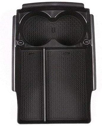 Ocamo Auto Accessori per Tesla Model S//Model X Console Centrale Organizer bracciolo Contenitore con portabibite