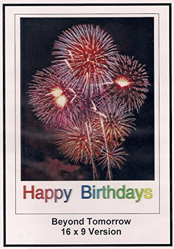 Price comparison product image Beyond Tomorrow: 16x9 Widescreen TV.: Greeting Card: Happy Birthday