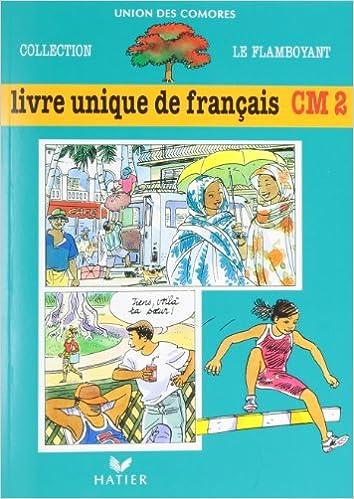 Amazon Fr Livre Unique De Francais Cm 2 J Canton Livres