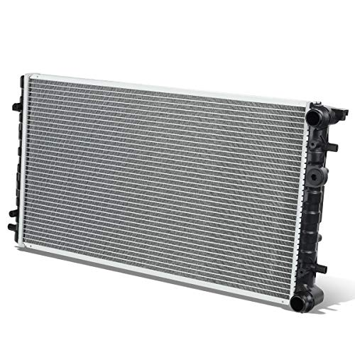 (For 98-11 VW Beetle Cabrio AT Lightweight OE Style Full Aluminum Core Radiator DPI 2241)