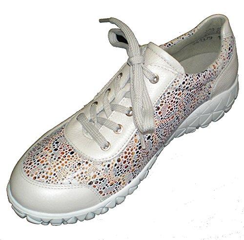 Waldläufer Sneaker In Pelle Da Donna