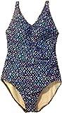 Speedo Women's Side Shirred Swimsuit