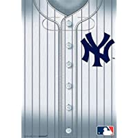 Amscan MLB New York Yankees Favor Bolsas (8ct)
