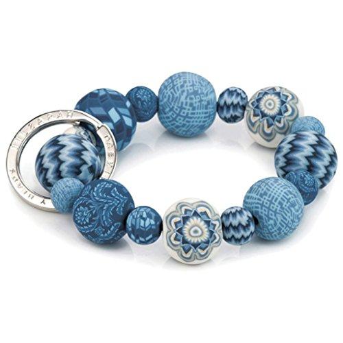 Keychain Porcelain - J Wrist Keychain Porcelain Blue