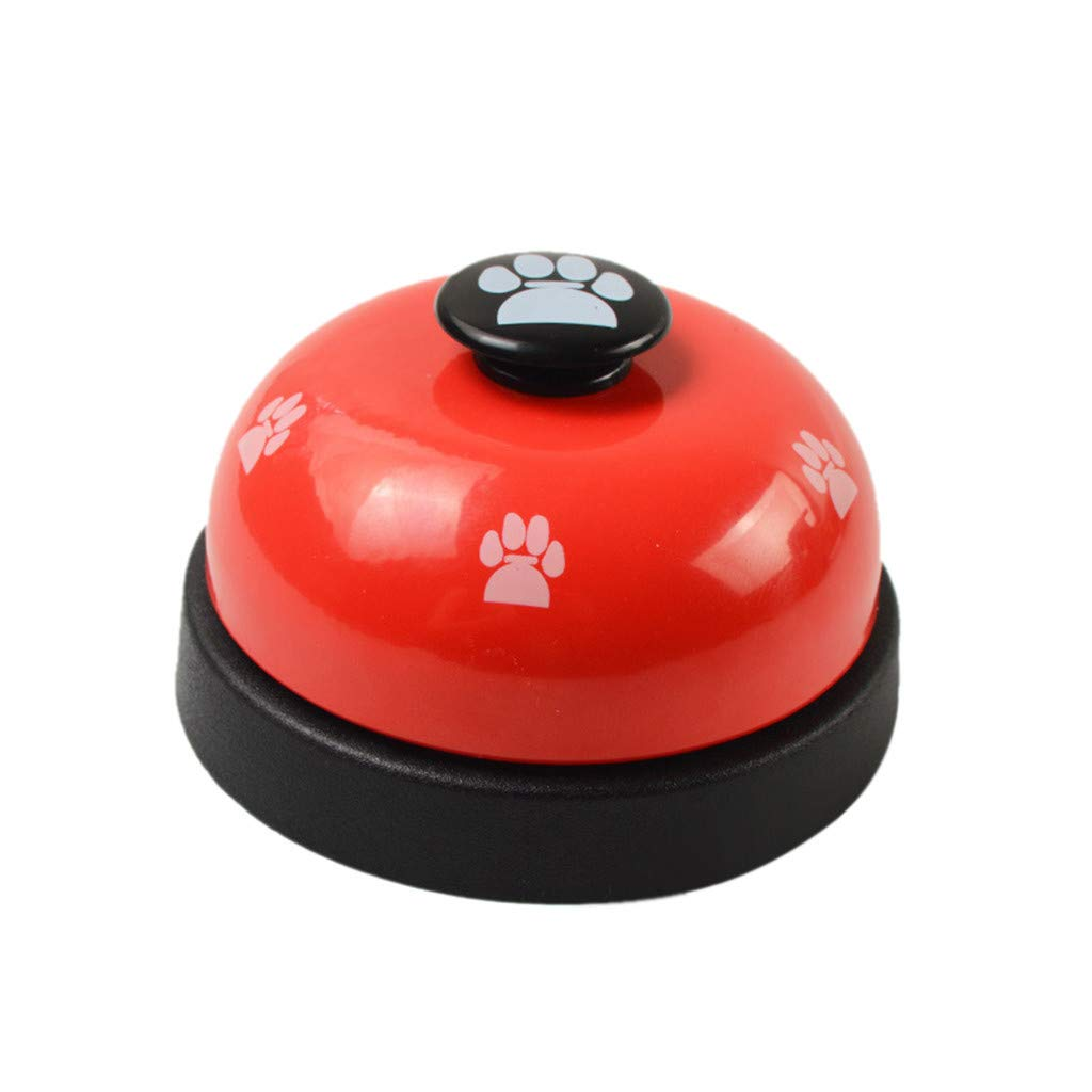 AKwell Dog Training Bell, Dog Door Bells, Dog Puppy Pet Bells for Potty Training and Communication Device