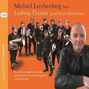 Josef Filsers Briefwexel. Live-Mitschnitt Hörbuch
