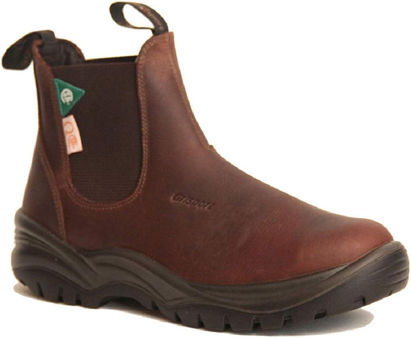 Grisport Men's Safety Boots Steel Toe