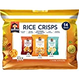 Quaker Rice Crisps Savory Variety Pack, 14 Count