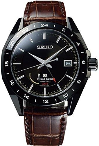 Grand Seiko Black Ceramic Limited Edition SBGE037