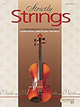 Strictly Strings: A Comprehensive String Method Book 1 : Viola (Paperback)