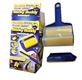 Sticky Buddy Reusable Sticky Picker Upper with Built-in Fingers