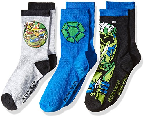 ninja turtle boys socks - 4