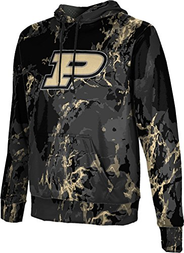 ProSphere Purdue University Men's Hoodie Sweatshirt - Marble - Indiana Lafayette Dress Shops In