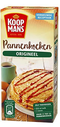 Koopmans Pannenkoeken mix origineel (10x 400g multipack), mix voor ca. 12 pannenkoeken