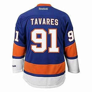 Reebok New York Islanders John Tavares Premier Home Jersey Xx Large