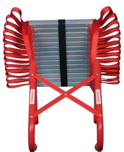 Kidde 468093 Kl 2s Two Story Fire Escape Ladder With Anti