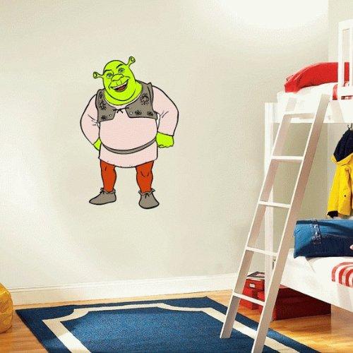 Shrek Cartoon Wall Decal Sticker 16