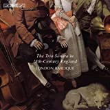 18世紀イギリスのトリオ・ソナタ集 (The Trio Sonata in 18th Century England / London Baroque)