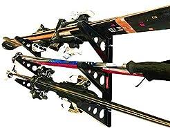 StoreYourBoard Ski Storage Rack, Horizon...