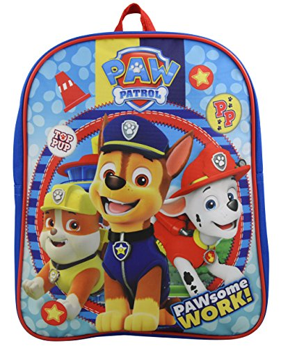 Nickelodeon Patrol Toddler Backpack Stationery product image