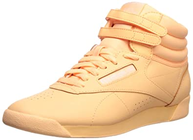 5ff0f327e84f57 Reebok Women s F S HI Colors Sneaker Desert Glow White 6 ...