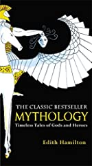 The world-renowned classic that has enthralled and delighted millions of readers with its timeless tales of gods and heroes.Edith Hamilton's mythology succeeds like no other book in bringing to life for the modern reader the Greek, Roman and ...
