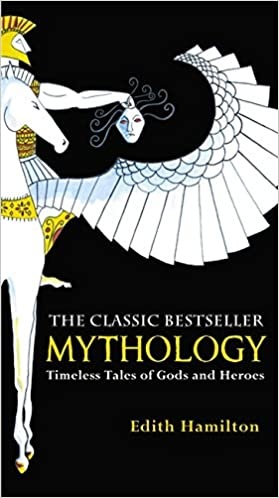 Image result for mythology edith hamilton book cover
