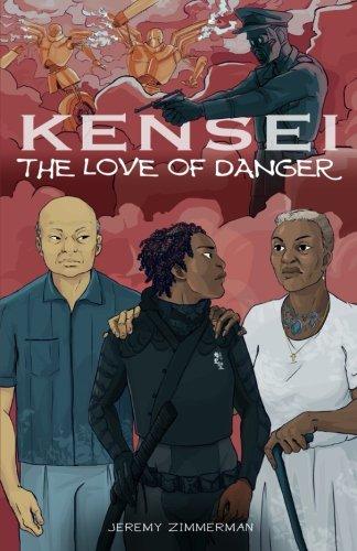 The Love of Danger (Kensei) (Volume 2)
