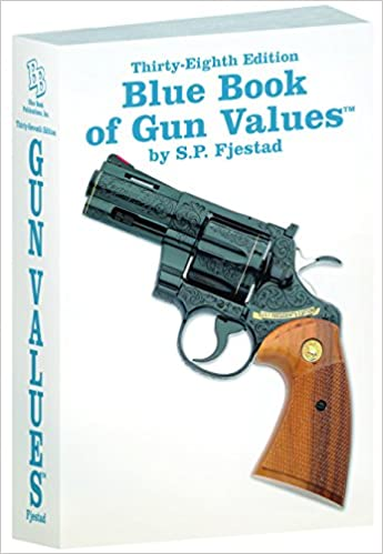 Amazoncom Th Edition Blue Book Of Gun Values - Invoice sample word document gun store online