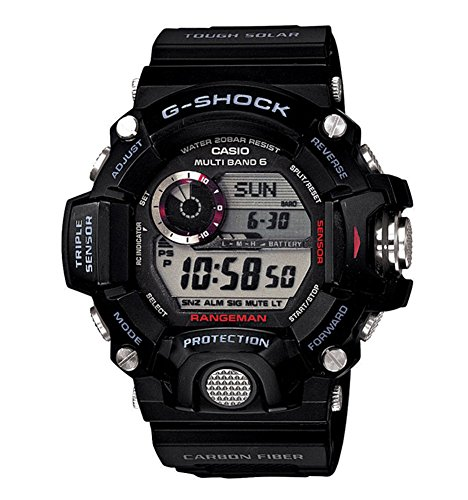 G-Shock Men's GW9400-1 Watch Black for sale  Delivered anywhere in USA