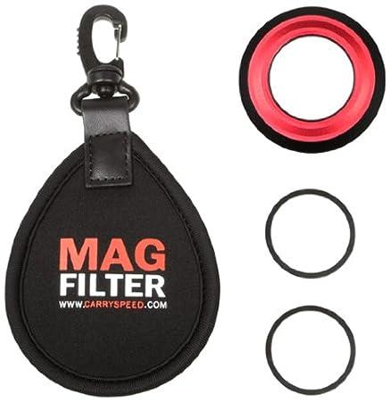 Carry Speed MagFilter Adaptador de filtro magn/ético para c/ámaras Sony RX100//HX10//HX20//HX30V 58 mm