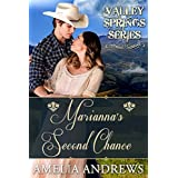 Romance: Marianna's Second Chance (Valley Springs Series Book 1): (A Clean Romance Historical Amish Mail Order Bride) (New Adult Short Stories)