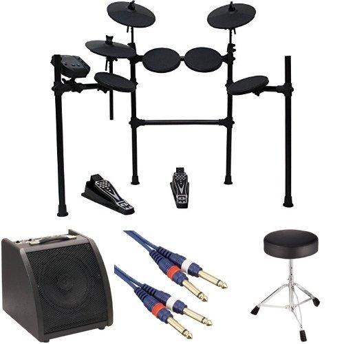 MEDELI メデリ 電子ドラム DD401J-DIY KIT ヘッドフォン?AUXケーブル付きセット B01N3QIKDP