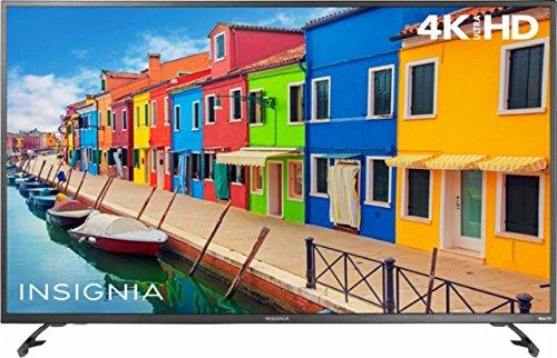 "Insignia 55"" LED 2160p Smart 4K Ultra HD TV Roku TV"