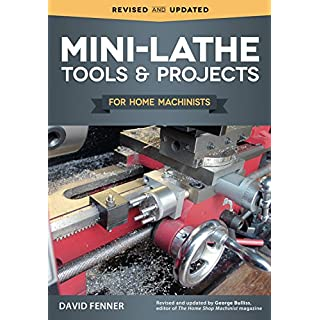 Metal lathe projects book do it yourselfore mini lathe tools and projects for home machinists fox chapel publishing simple solutioingenieria Images