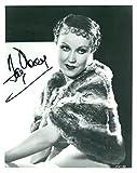 Fay Wray (Vintage) signed photo
