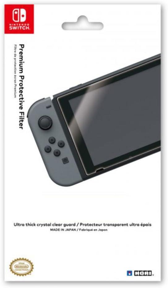 Hori - Protector De Pantalla Premium (Nintendo Switch): Amazon.es ...