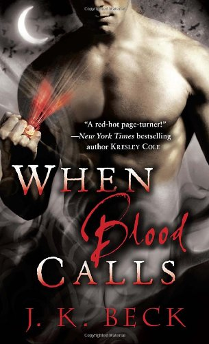 book cover of When Blood Calls