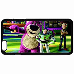 """Personalized 4.7"""" iPhone 6 Cell phone Case/Cover Skin 2010 toy story movie cast movies pixar's movies Black by mcsharks"""