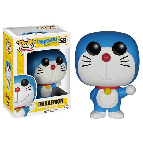 Doraemon Pop! Vinyl Figure by Dorae