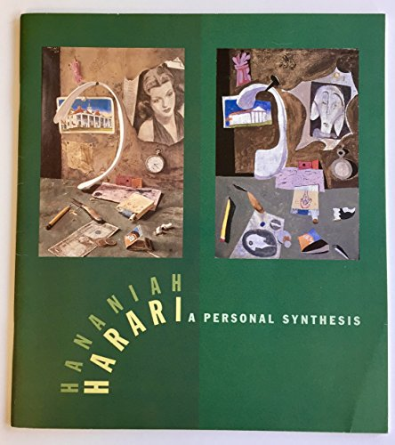 Hananiah Harari: A personal synthesis : Neuberger Museum of Art (January 26-March 30, 1997), The Montclair Art Museum (May 4-July 27, 1997)