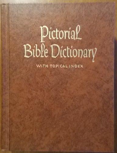 Zondervan Pictorial Bible Dictionary