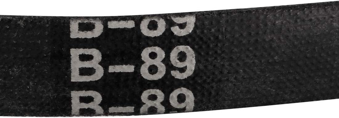 uxcell B79 Drive V-Belt Girth 79-inch Industrial Power Rubber Transmission Belt