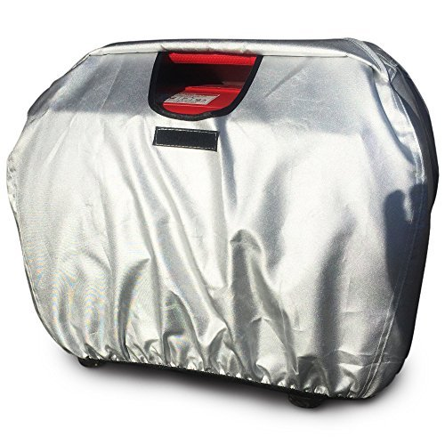 Weatherproof Cover for Honda EU2000 & EU2200 Generators - Discreetly Protect Your Honda Generator Without Advertising What is Underneath (Equivalent to Part Number 08P57Z0700S)