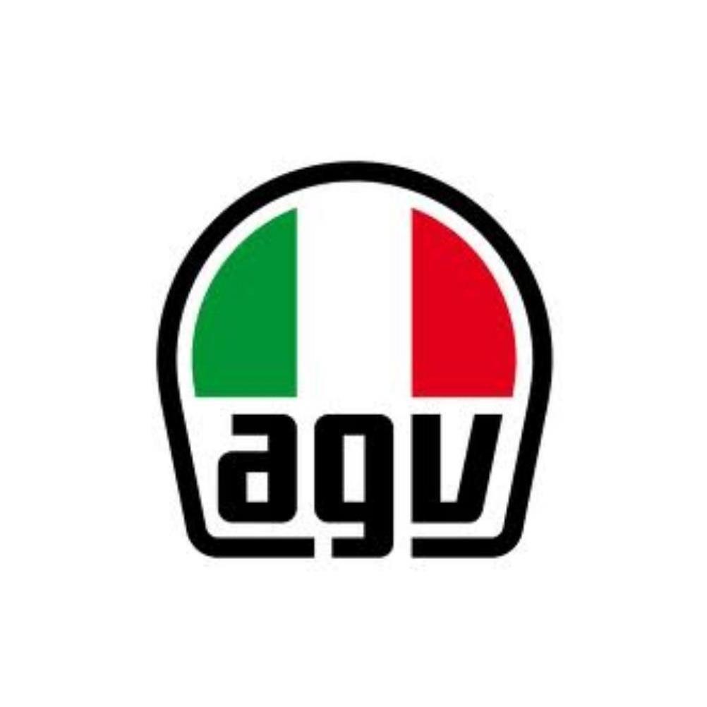 AGV Cheek Pads for Race Pista Helmet - 2XL - Black KIT60034001