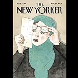 The New Yorker, June 29, 2009 (Elizabeth Kolbert, Stephen O'Connor, Laura Secor)
