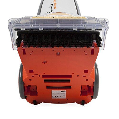 Vax W91RSBA Rapide Spring Clean Carpet Washer, 700 W - Grey/Orange