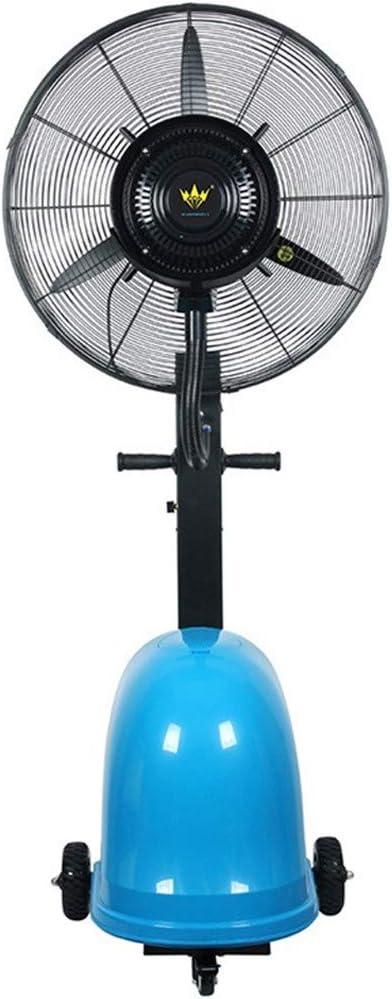 Ventilador Nebulizador Ventiladores de Pedestal Enfriamiento ...